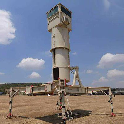 Mifram Mantis Guard Tower