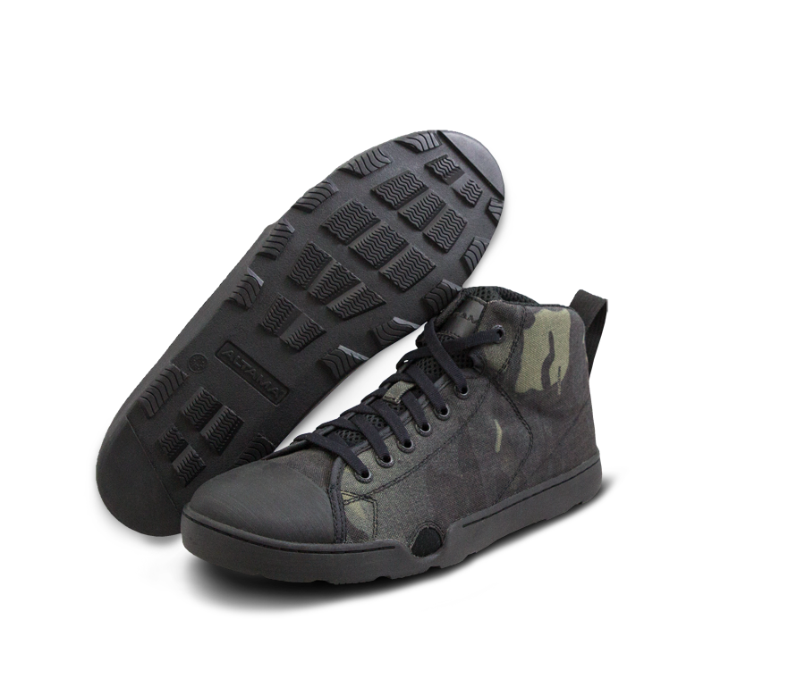 Maritime Assault Mid - MultiCam Black