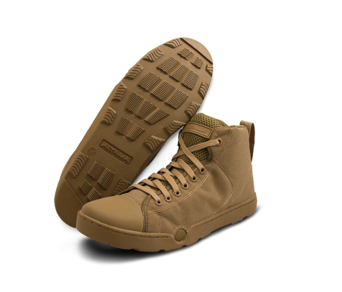 Altama Tactical Boots - Maritime Assault Mid - Coyote