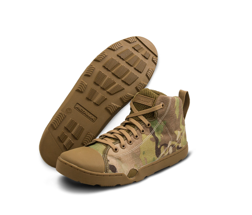 Altama Tactical Boots - Maritime Assault Mid - MultiCam