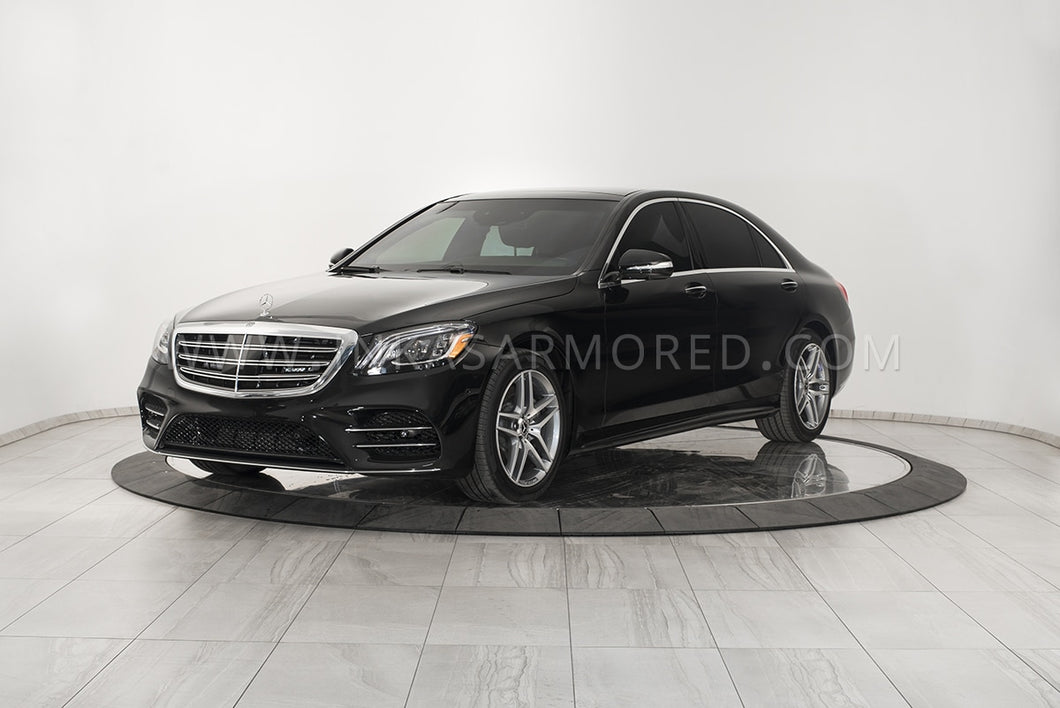 Armored Sedan Mercedes-Benz S-Class
