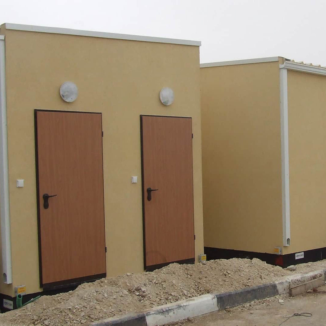 Mifram Mobile Auxiliary Buildings