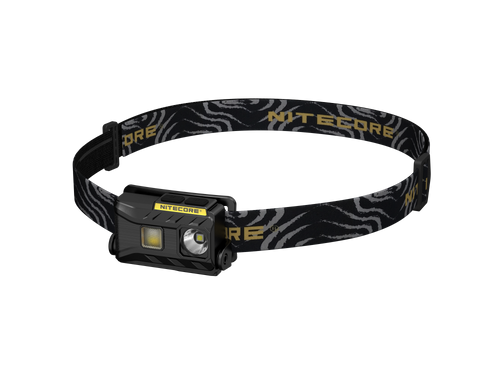 Nitecore NU25 360 Lumen USB Rechargeable Headlamp, With Red & High CRI Light