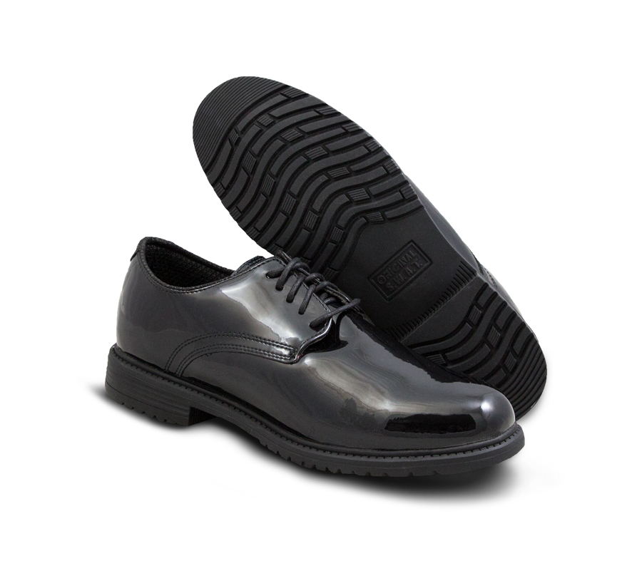 Original SWAT Uniform Police Shoes - Dress Oxford