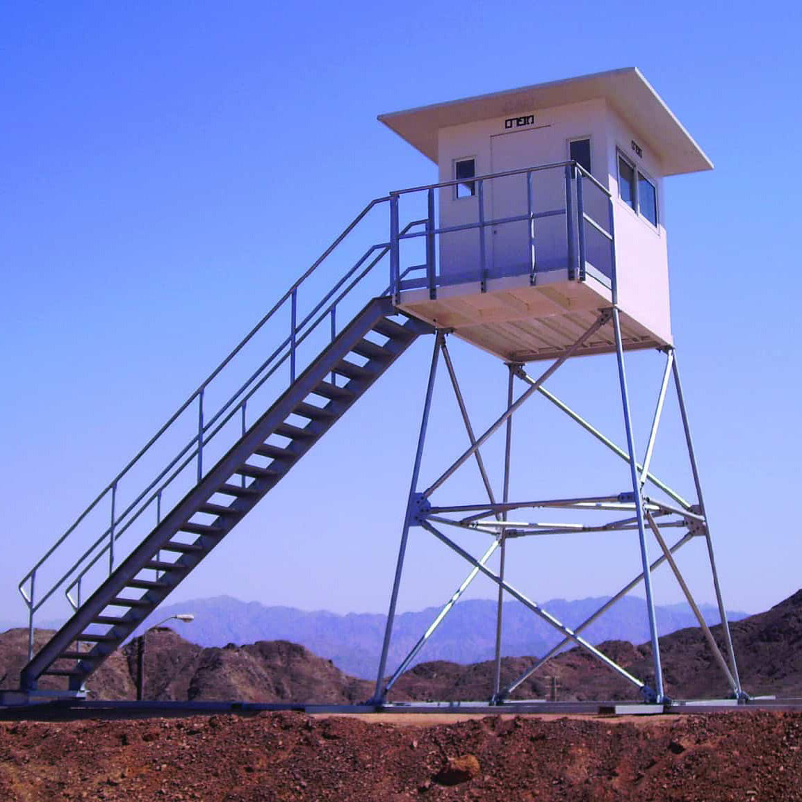 Mifram Priest 4000 Guard Tower