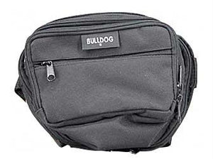 Bulldog Fanny Pack Hlstr Black Sm