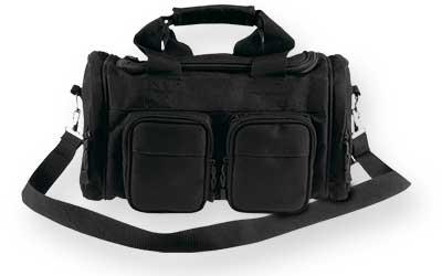 Bulldog Range Bag Econ W-strap Black