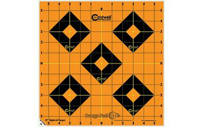"Caldwell Ornge Peel Sight-in 12"" (5)"