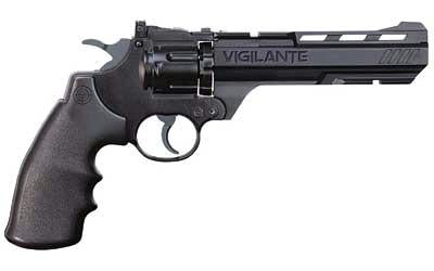 Crosman Vigilante Rev 10sht Co2 Black