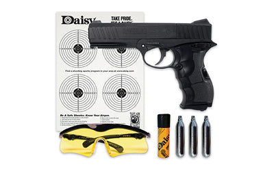Daisy 408 Dl-ammo Semi-auto Pstl Kit