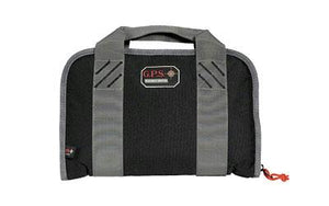 G-outdrs Gps Dblcomp Pistol Case Black