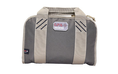 G-outdrs Gps Quad Pistol Bag Grn-tan