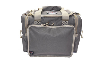 G-outdrs Gps Range Bag Med Grn-tan
