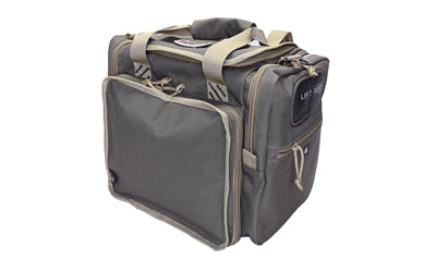 G-outdrs Gps Range Bag Lrg Grn-tan