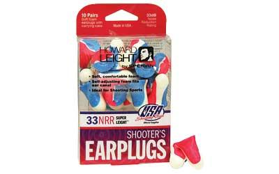 H-l Usa Plugs 10pr Red-white-blue