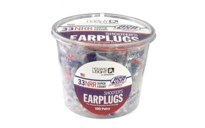 H-l Usa Plugs 100pr Red-white-blue