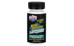 Lucas Ext Duty Bore Solvent 4oz 12pk
