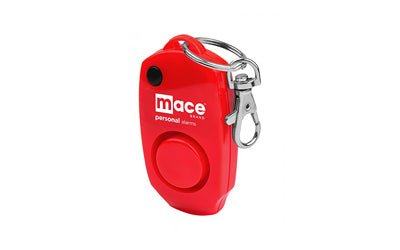Msi Personal Alarm Keychain Red