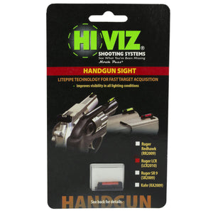 Hiviz Ruger Lcr Sight