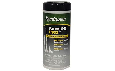 Rem Pro3 Prem Lube Pop-up Wipes 60 P