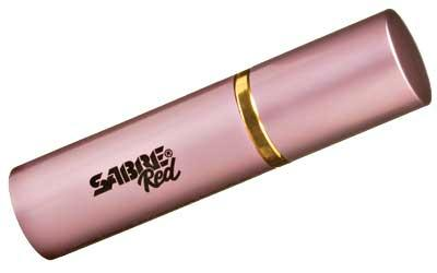 Sabre Red Pink Lipstick .75ox