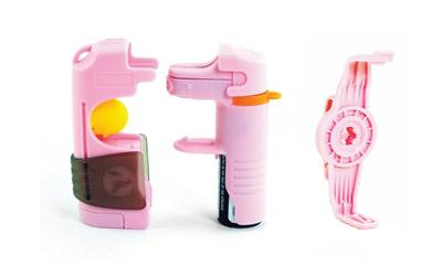 Tornado Pepr Spray Ultra Sys Pink