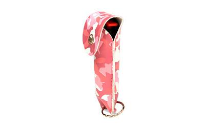 Tornado Pepr Spray Key Chain Pink
