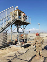 Security Guard Towers