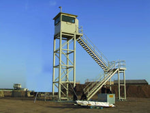 Pre-Assembled Guard Tower