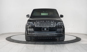 Armored SUV Land Rover Range Rover