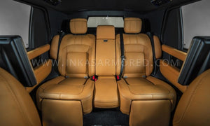 Armored SUV Land Rover Range Rover L
