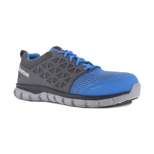 Reebok Men's Sublite Cushion Work Athletic Oxford - RB4040