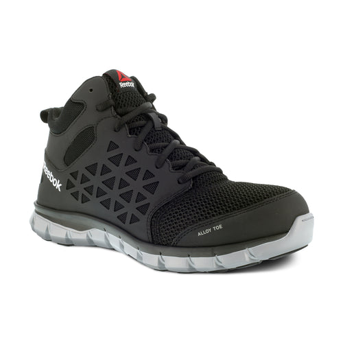 Reebok Men's Sublite Cushion Work Athletic Mid Cut - RB4141