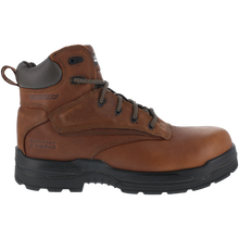 "Rockport Men's More Energy 6"" Plain Toe Waterproof Work Boot - RK6628"