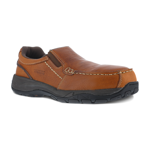 Rockport Men's Extreme Light Twin Gore Moc Toe Casual Slip-On - RK6748
