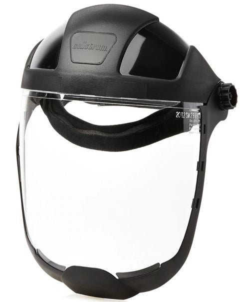 Sellstrom S32210 DP4 Anti-fog Face Shield w/ Chin Guard