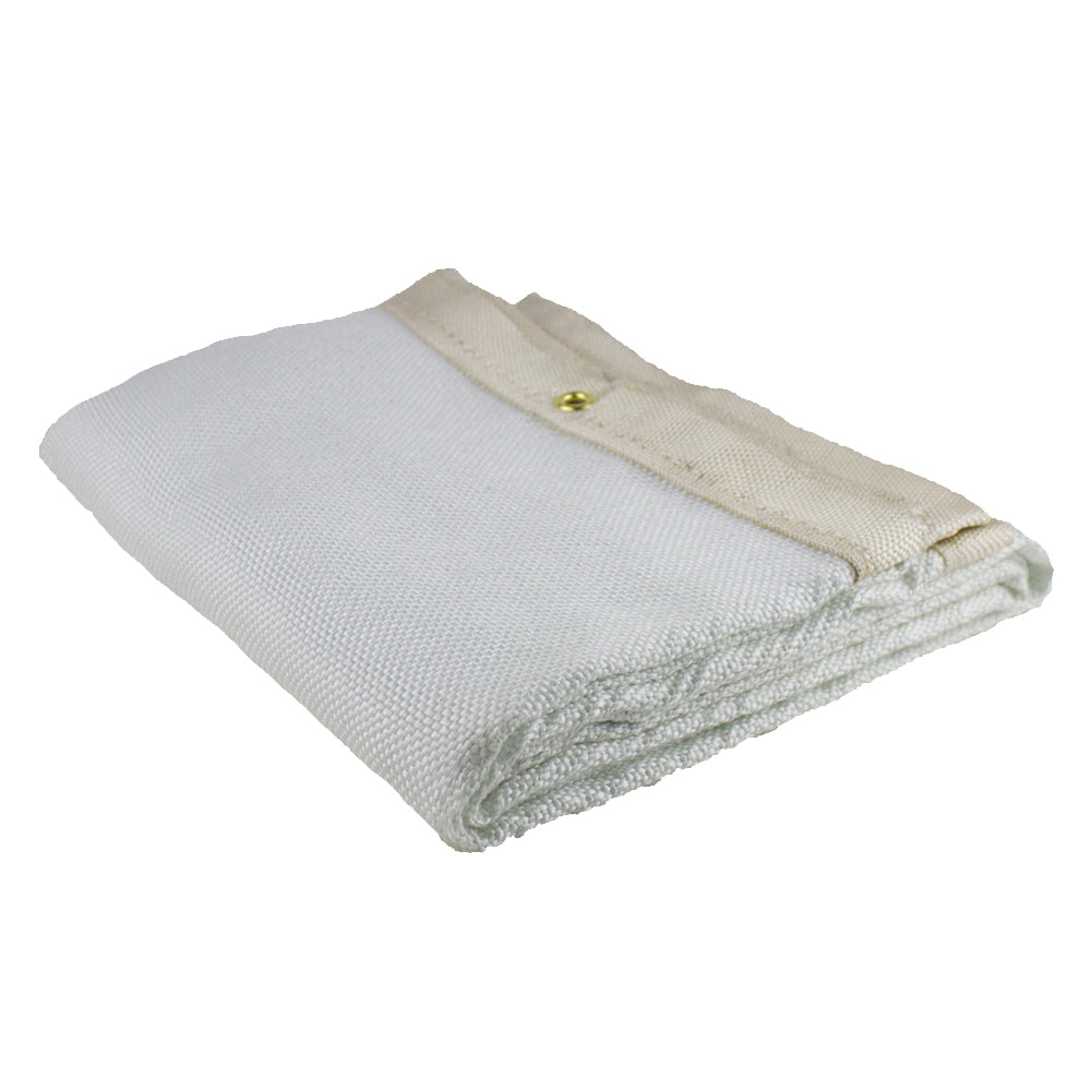 Sellstrom Uncoated Fiberglass Welding Blanket White