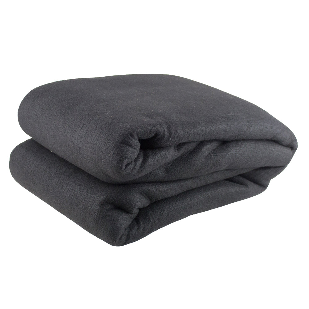 Sellstrom Carbon Fiber Felt Welding Blanket Black