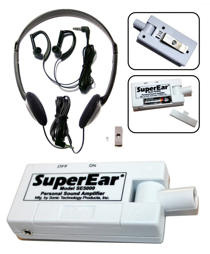 KJB Super Ear Personal Sound Amplifier - SE5000