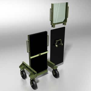 The SOB Sentry Double Mobile Defense System - SOBSENT2