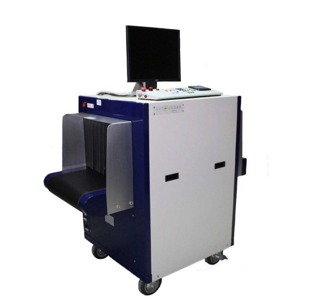 Autoclear 5333 X-Ray Scanner - 160 kV