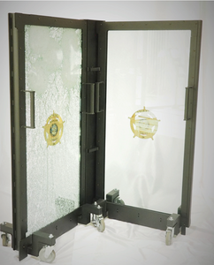 Ballistic Glass Panel