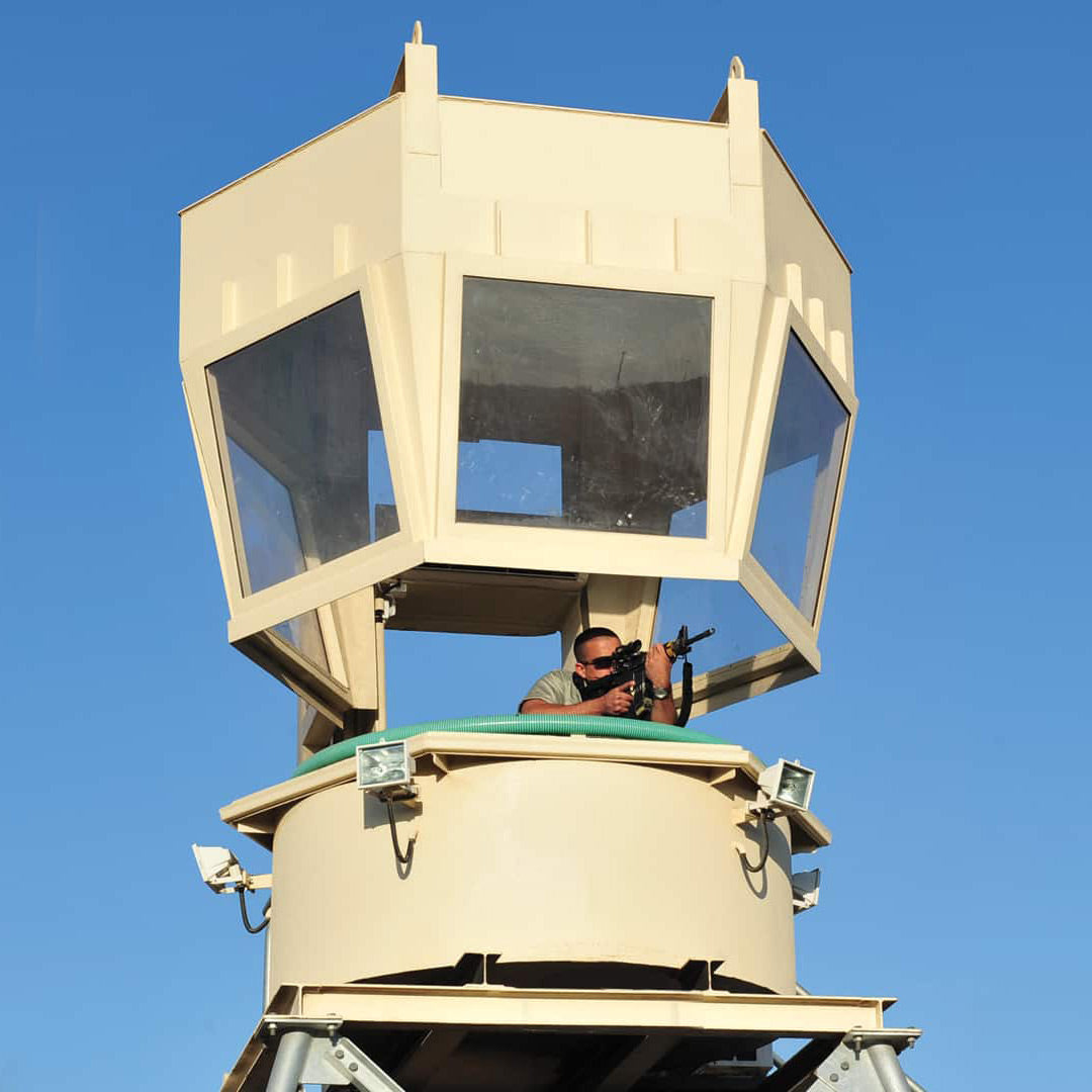 Mifram Shark Guard Tower