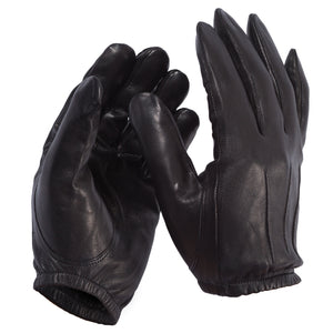 Tact Squad TG120 Leather Duty Glove - Black