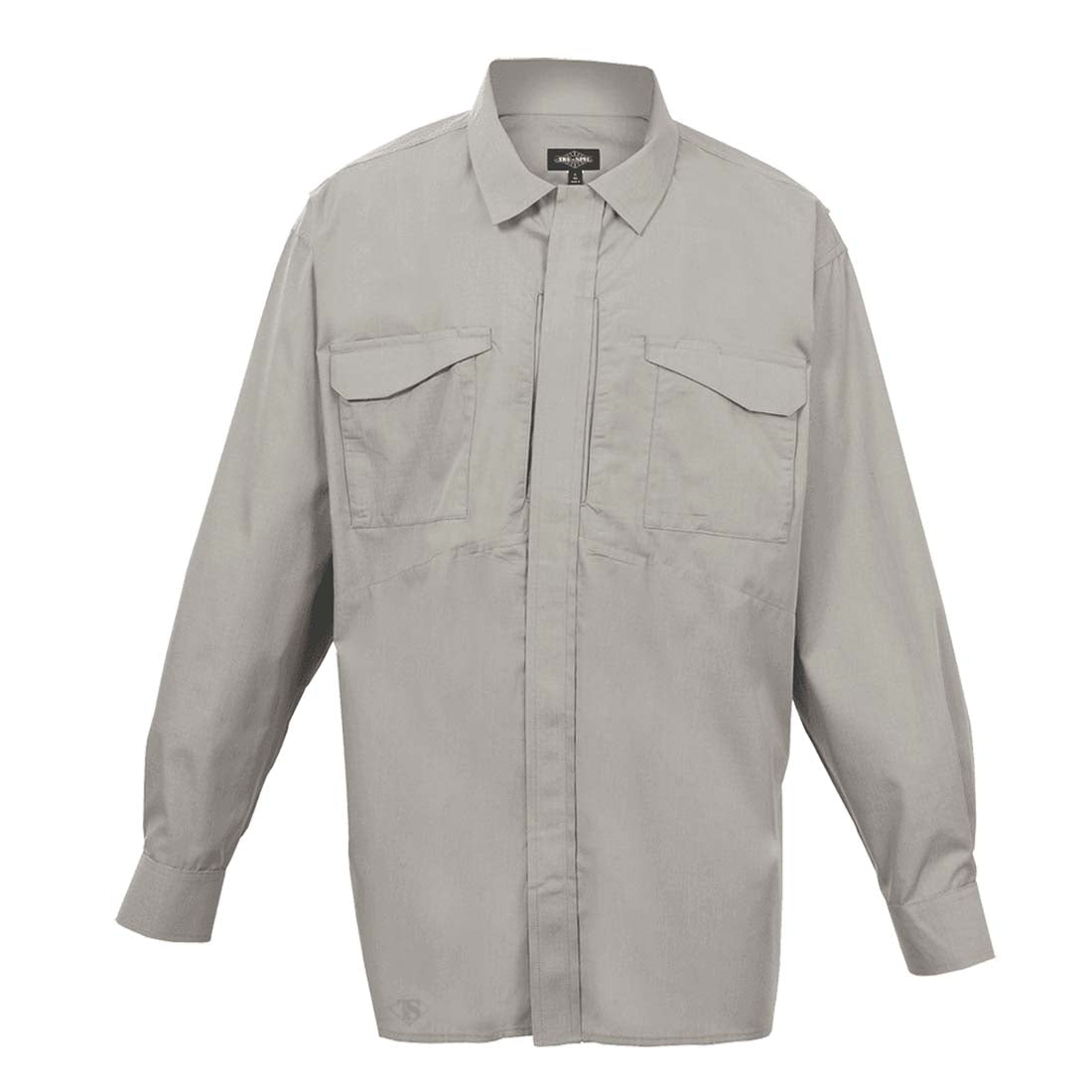 Tru-Spec 1057 Khaki Men's Ultralight Long Sleeve Uniform Shirt