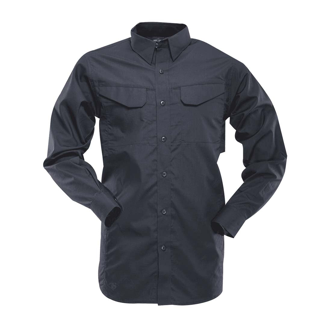 Tru-Spec 1103 Navy Men's Ultralight Long Sleeve Field Shirt