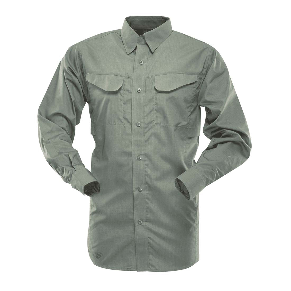 Tru-Spec 1104 Olive Drab Men's Ultralight Long Sleeve Field Shirt