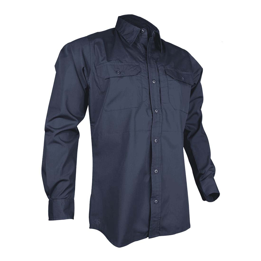 Tru-Spec 1347 Navy Men's Long Sleeve Dress Shirt