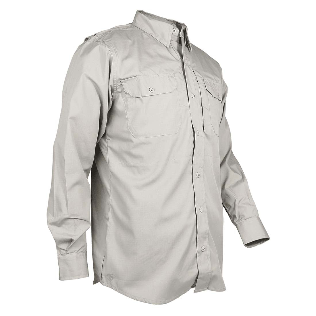 Tru-Spec 1399 Khaki Men's Long Sleeve Dress Shirt