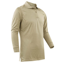 Tru-Spec 24/7 Series Men's Long Sleeve Performance  Polo T-Shirts